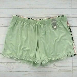 Flora Nikrooz Set of 2 Pajama Lounge Shorts 254